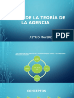 Presentación teoria de la agencia
