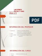 CLASE N°2 INST ELECTRICA Y GAS.pptx