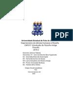 [CHF517] TCC - 1 Pré_Socráticos - com comentários