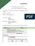 TALLER DE CONTABILIDAD PARA DESARROLLAR ASISTENCIA ADMINISTRATIVA