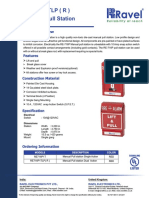 Catalogue of MANUAL CALL POINT