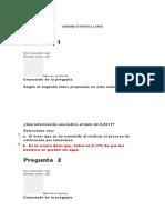 EXAMENES ESTADISTICA 2, ERICO