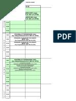 2019-2020 Raspisanie zanyatijj EHTF TK  -16-1b (vesennijj  do smeny)