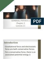 GP 2 Lesson 2.1-2.2