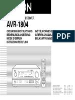 denon-avr-1804.pdf