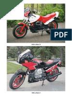 Moto Guzzi 1000 Le Mans 4 5 Parts List Www.manualedereparatie