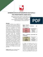 HPLC fin