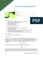 Exp 3--Determination of an Equilibrium Constant.pdf