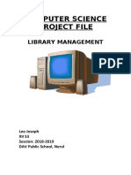 Librarby Management.docx