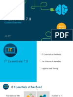 ITE v7 - Overview Presentation