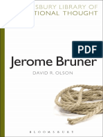 Jerome Bruner by David R. Olson