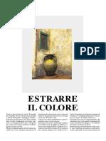 [eBook - Fotografia - ITA - PDF] Estrarre il colore.pdf