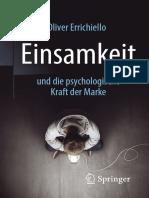 2019_Book_EinsamkeitUndDiePsychologische