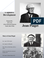 Piaget's Theory of Cognitive Development.pptx