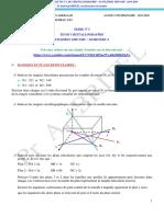 Solution de La Serie de Td de Cristallographie - Smp-smc - s4-2019-2020 - Pr Abderrafi Britel