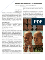 "Universal Capture – Image-Based Facial Animation for ""the Matrix Reloaded"""