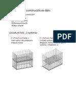 Structures Bois Lec 9-10