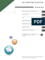 ricoh pro c7100 User Guide PRO C7100