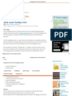 Test Strategy and Test Plan - What is the difference_