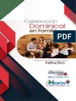 INSTRUCTIVO CELEBRACIÓN DOMINICAL EN FAMILIA.pdf