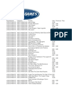 Lista de Games - Pclfbgames