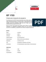 FICHA TECNICA EF1723