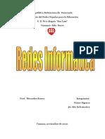 Geiser 5to Informatica Redes informaticas