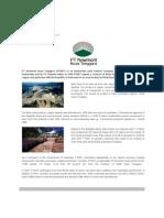 About Newmont Nusa Tenggara