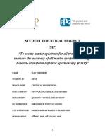 UTP SIP Report
