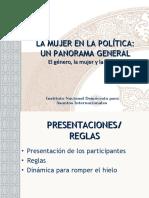Women in Politics Overview-trad-esp (FINAL)