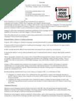 EE - Studies in Language - Sample 1