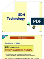 SDH+Technology+Simplified