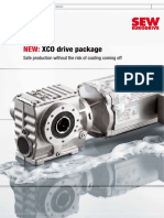 XCO drive package – the alternative to stainless steel