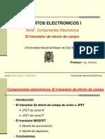 Componentes electrónicos FET