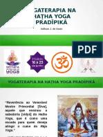 Adilson - III Semana Internacional do Yoga 2019
