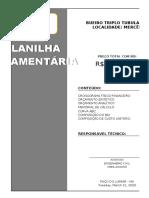 1 - ORÇAMENTO - MERCÊS
