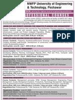 Short Courses CEEC 2009