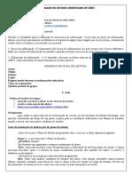 ATIVIDADE DE ESTUDO ORIENTADO 8º ANO ok