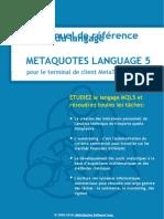 Mql5 French