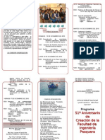 Triptico Programa Aniversiario II