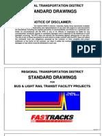 REGIONAL TRANSPORTATION DISTRICT standard drawings.pdf