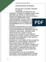 ACTIVIDADES CFI EDUCACION ESPECIAL CONTINUIDAD PEDAGÓGICA