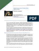 OECD_Digital Innovation_ExecutiveSummary_0