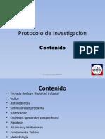 1. Protocolo de Investigación