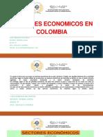 SECTORES ECONOMICOS DE COLOMBIA Y MINERIA  27-03