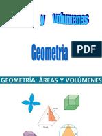 AREAS Y VOLUMEN FIG GEOMETRICAS