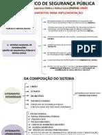 SISTEMA ÚNICO DE SEGURANÇA PÚBLICA