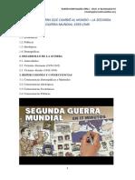 UD 7 - LA GUERRA QUE CAMBIÓ AL MUNDO - 2GM - HMC