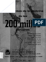 Fundamentos de la doctrina de las 200 millas peruanas (Varios)