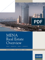 Real Estate Colliers 2010 MENARealEstateReviewQ1